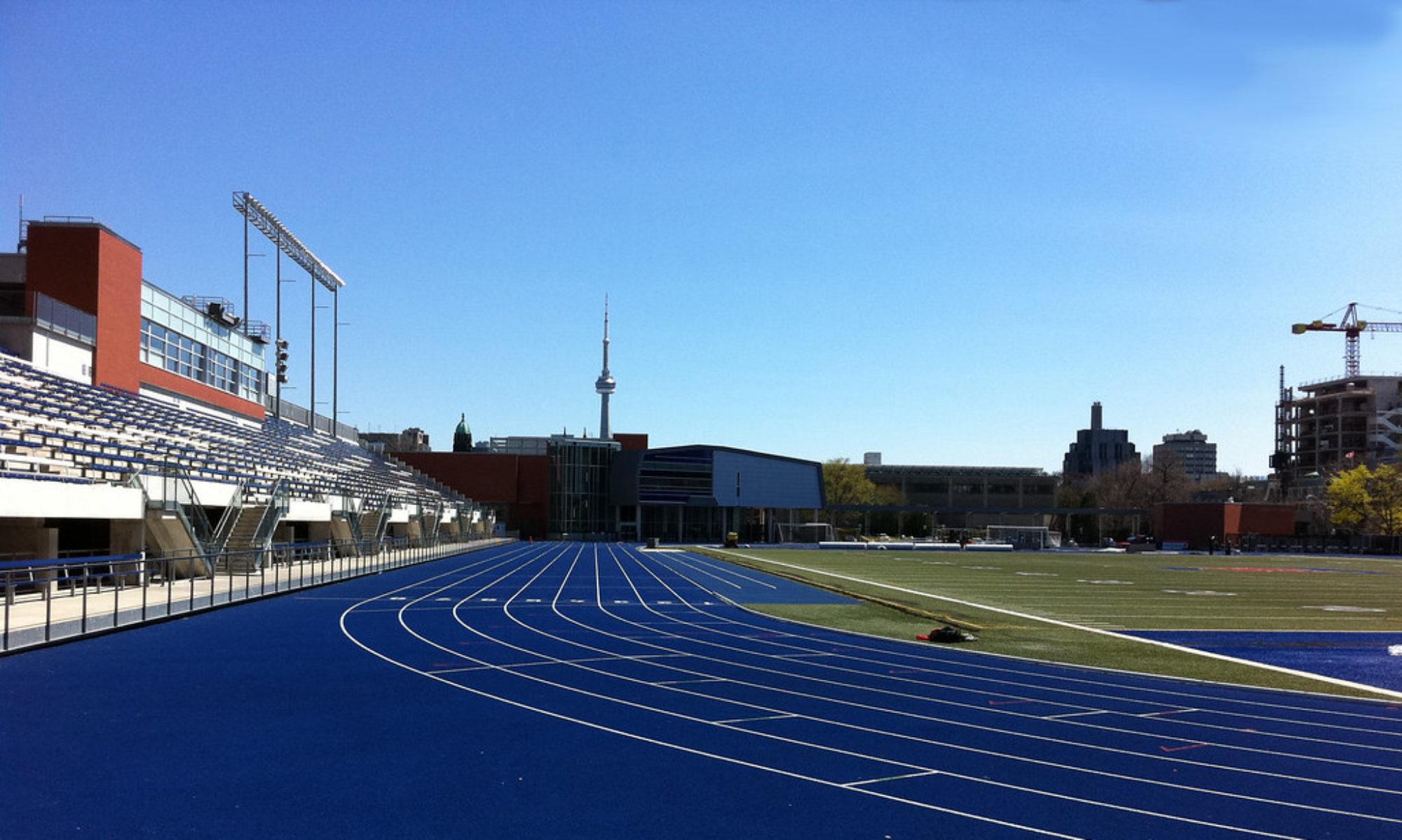 University of Toronto Track & Field Club - UTTC